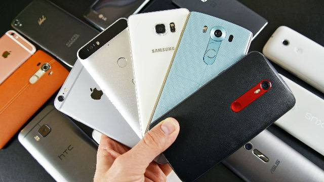 Top 10 smartphone brand in India
