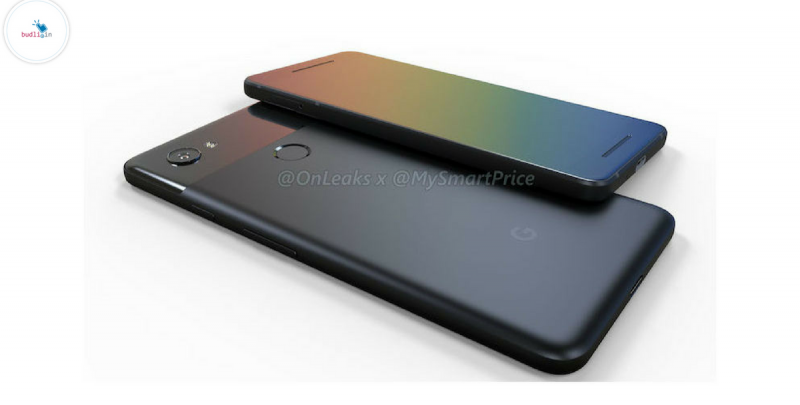 Google Pixel 2, Pixel XL 2 Renders Leak - Something you love is missing