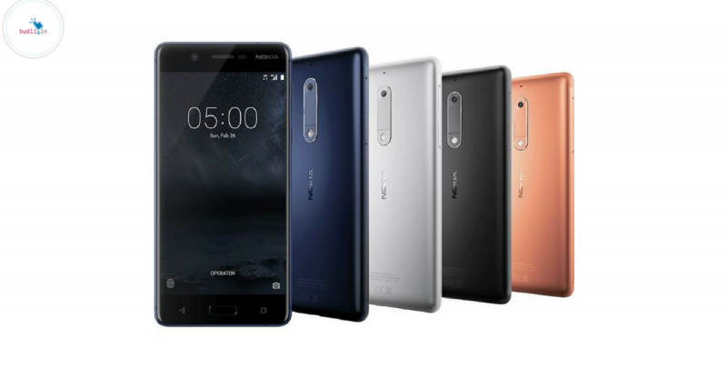 Nokia 5 India Pre-Bookings Begins - Register Now!
