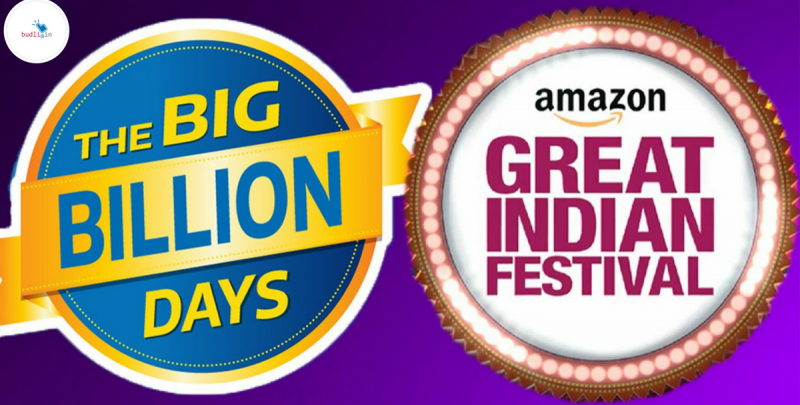 Is it worth buying smartphones at Flipkart's Big Billion Days or Amazon's Great Sale