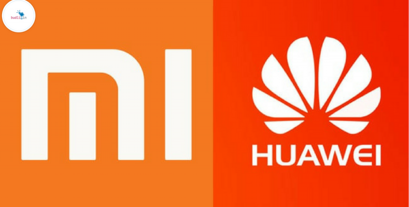 Redmi and Huawei are the leading brands for mid range smartphones in India