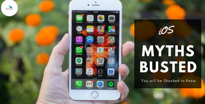 iOS Myths Busted