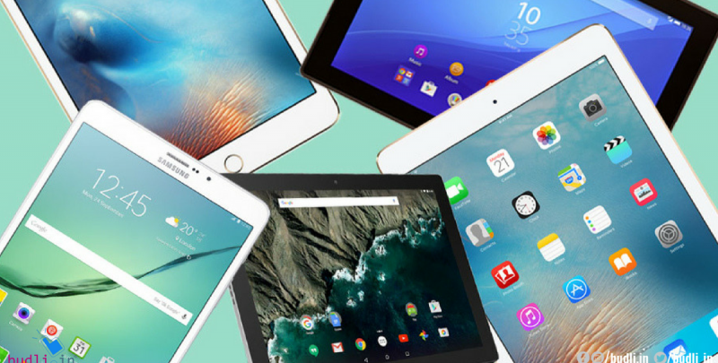Best Tablets of 2017