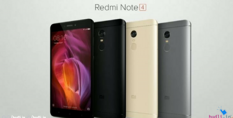 Redmi note 4 android oreo