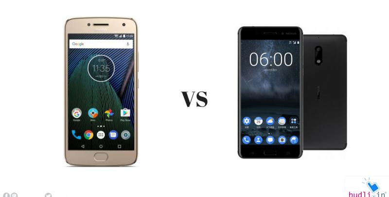 Moto G5 Plus vs Nokia 6