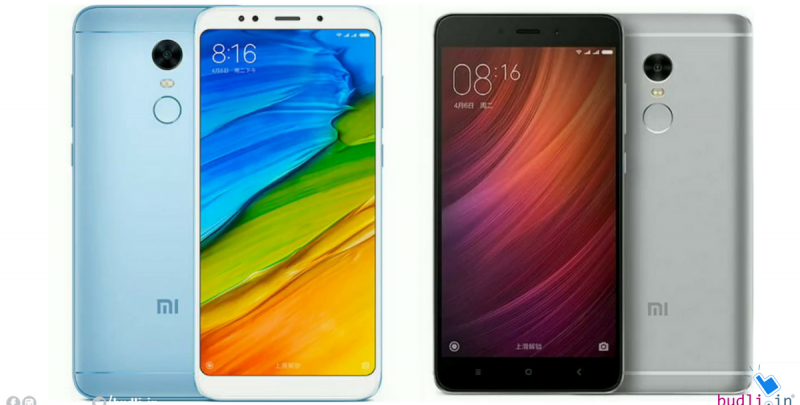 Xiaomi Redmi Note 4 Vs Redmi Note 5