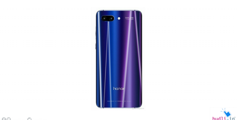 Honor 10 Leaked Image Shows Dual Cameras