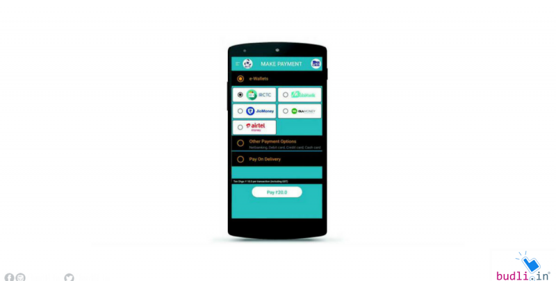 IRCTC Android App now Gets an E-Wallet of its own, Let's you book Tatkal Tickets