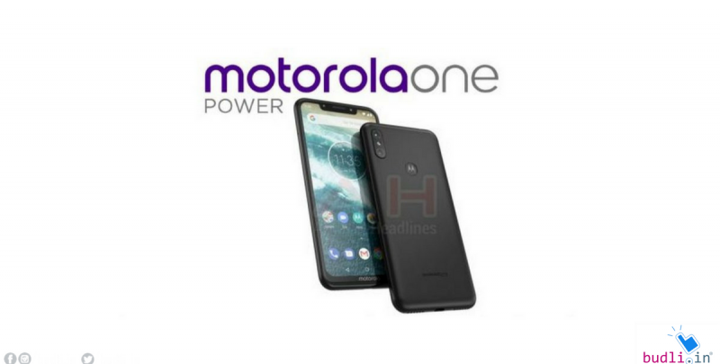 Motorola One Power specifications leak reveals notch display