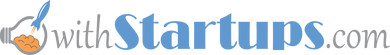 WithStartups logo